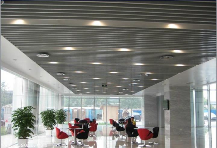 热转印木纹铝方通厂家随着市场需求增大而存在